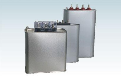 自愈式低压并联补偿电容器(三相)